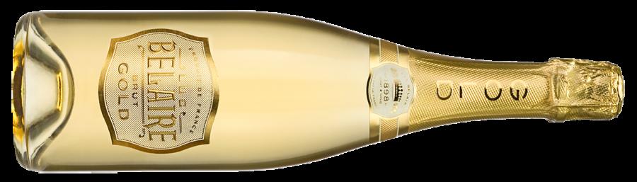 Luc Belaire Gold Brut, Kvalitné šampanské a šumivé víno Luc Belaire z Francúzska