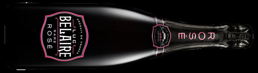 Luc Belaire Rosé, Kvalitné šampanské a šumivé víno Luc Belaire z Francúzska