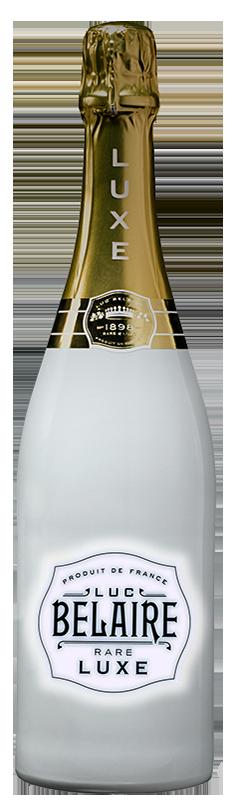 Šampanské Luc Belaire Luxe Fantome edition